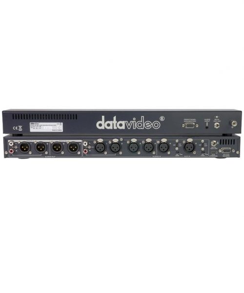 تأخیر دهنده و میکسر صدای 6 کاناله دیتاویدئو مدل AD-200