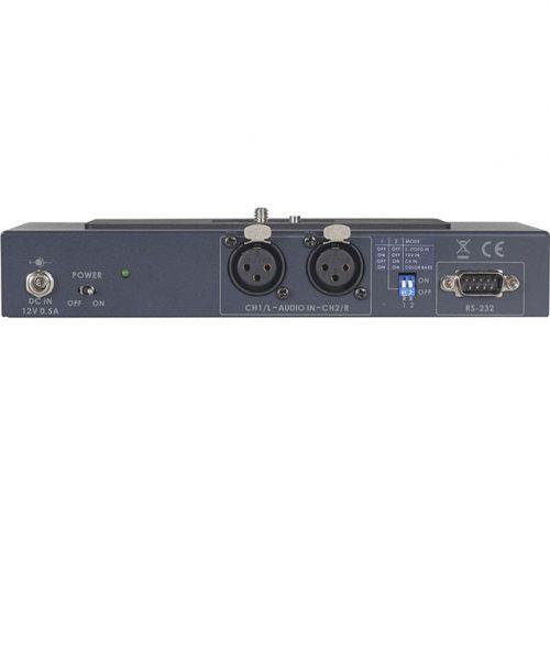 مبدل ویدئو آنالوگ به SDI دیتاویدئو مدل DAC-7
