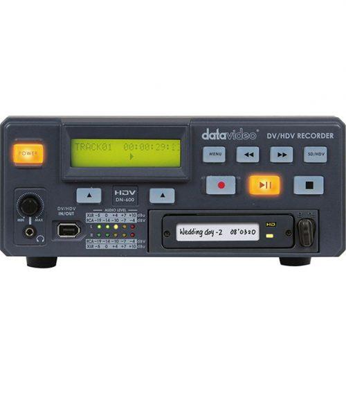 ضبط کننده ویدئوی دیجیتال SD دیتاویدئو مدل DN-600