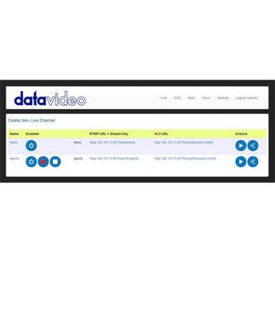 نرم افزار DVS-100P