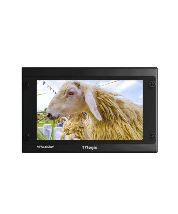 نمایاب تمام HD اندازه 5.5 اینچ TVLogic مدل VFM-058W