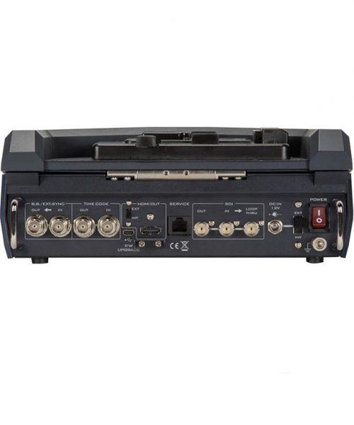 ضبط کننده قابل حمل مانیتور دار دیتاویدئو مدل HRS-30