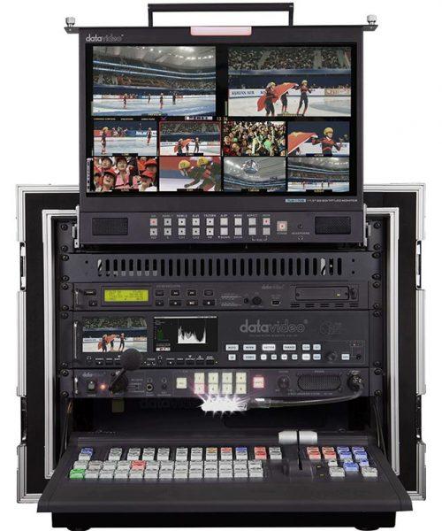 استودیو سیار 12/8 کانال Datavideo مدل MS-2850