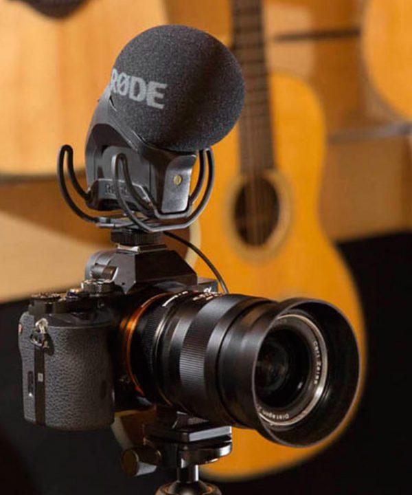 میکروفون دوربین Rode Stereo VideoMic Pro Rycote