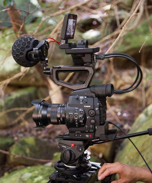 میکروفون دوربین Rode Stereo VideoMic X