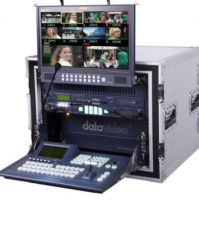 مانیتور رکمونت 17.3 اینچ HD/SD دیتاویدئو مدل TLM-170HM