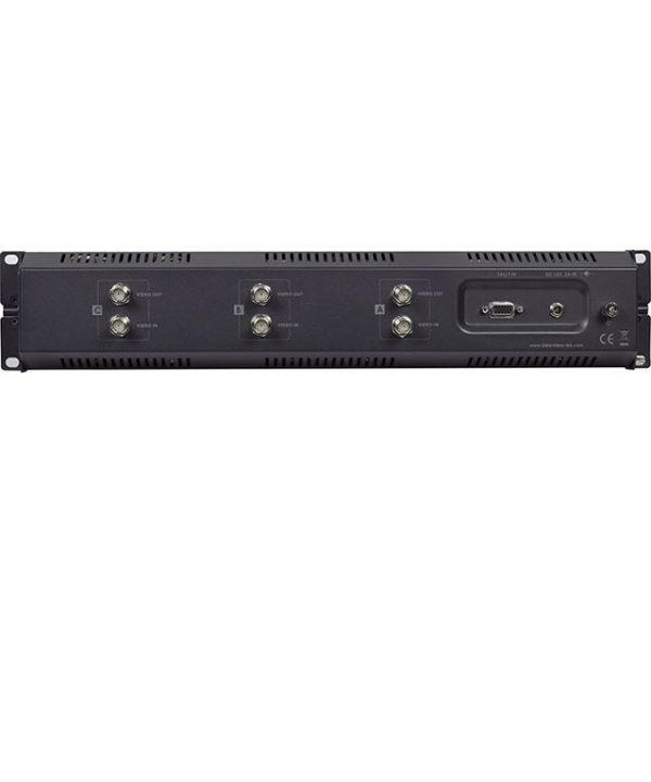 پک 3 مانیتور 4.3 اینچ رکمونت دیتاویدئو مدل TLM-433
