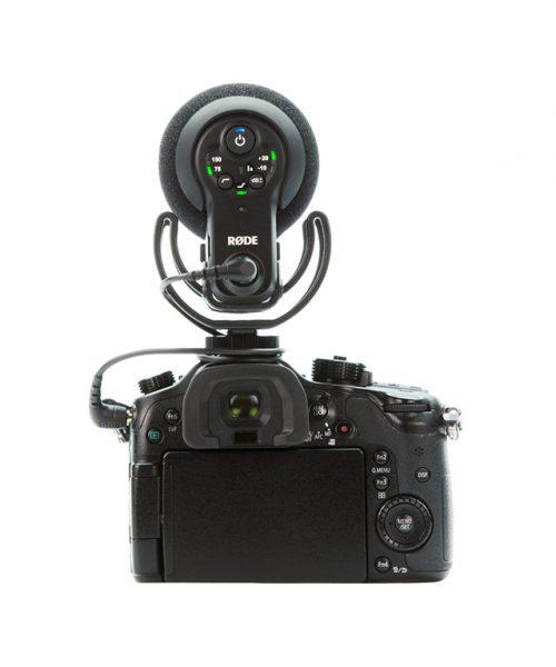 میکروفون دوربین Rode VideoMic Pro plus
