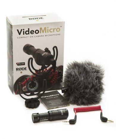 میکروفون دوربین Rode VideoMicro