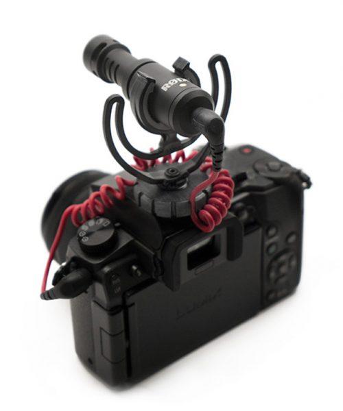 میکروفون VideoMicro