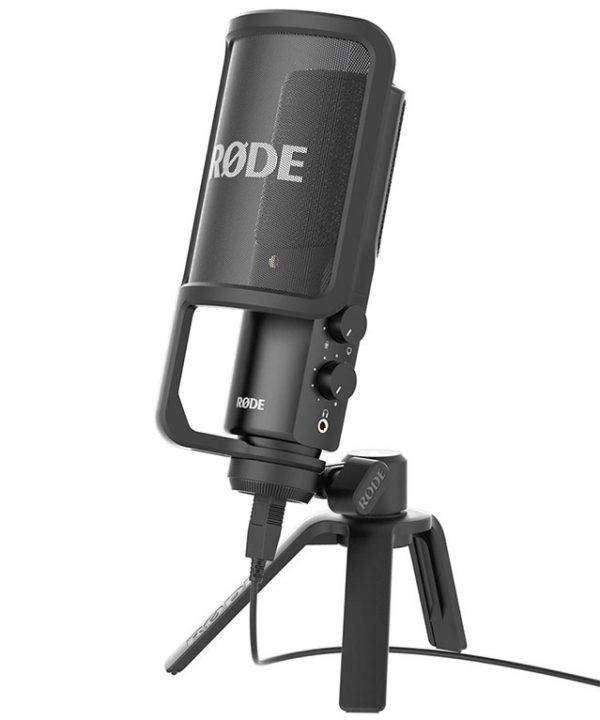 میکروفون استودیوییRode NT-USB