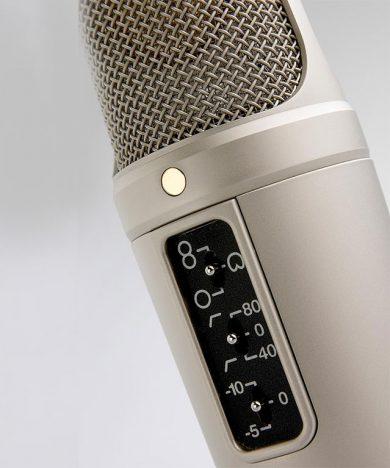میکروفون استودیویی Rode NT2-A