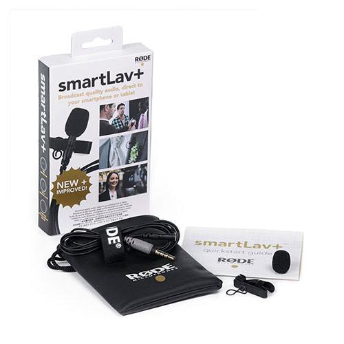 میکروفون یقه ای SmartLav plus