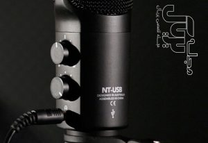 میکروفون استودیویی Rode NT-USB