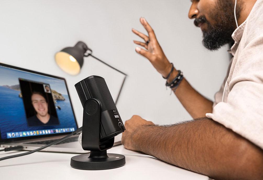 چگونه در مکالمات ویدئویی صدای بهتری داشته باشیم