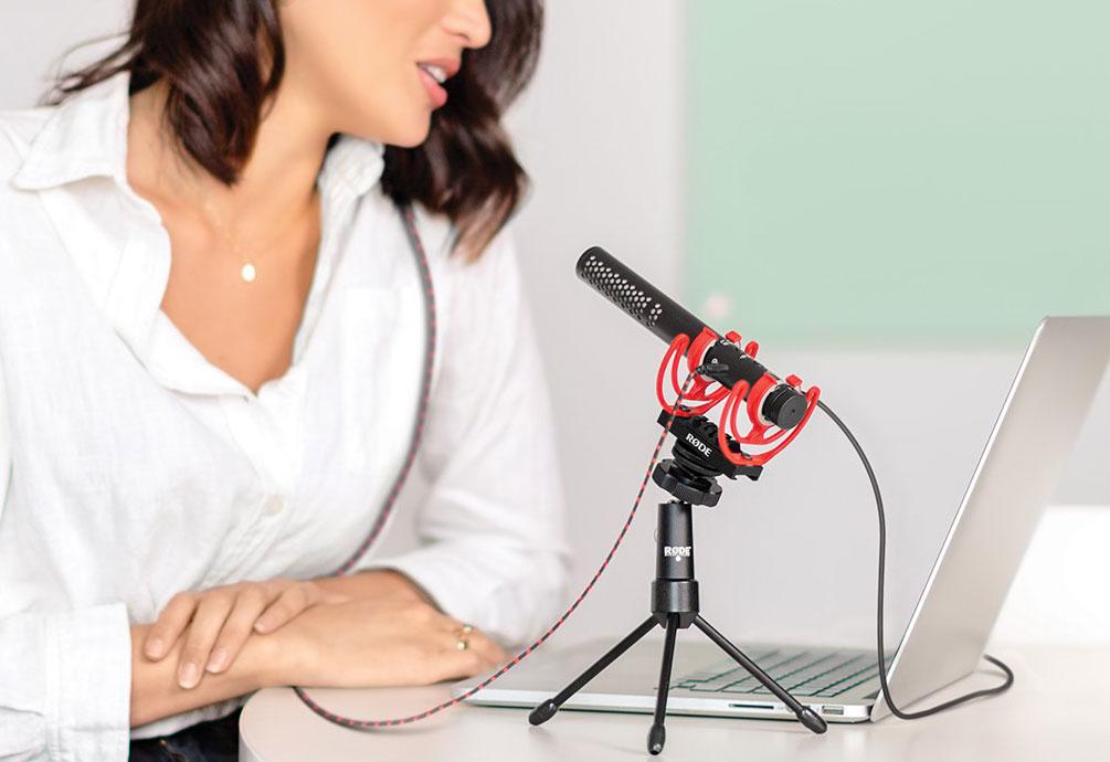سطح میکروفون خود را به درستی تنظیم کنید