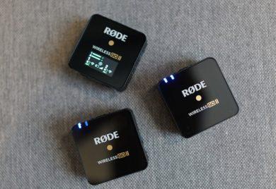 معرفی Wireless GO II