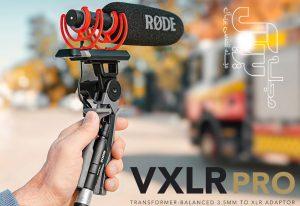 نگاهی بر RØDE VXLR Pro