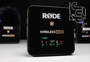نحوه اتصال Wireless GO II به موبایل