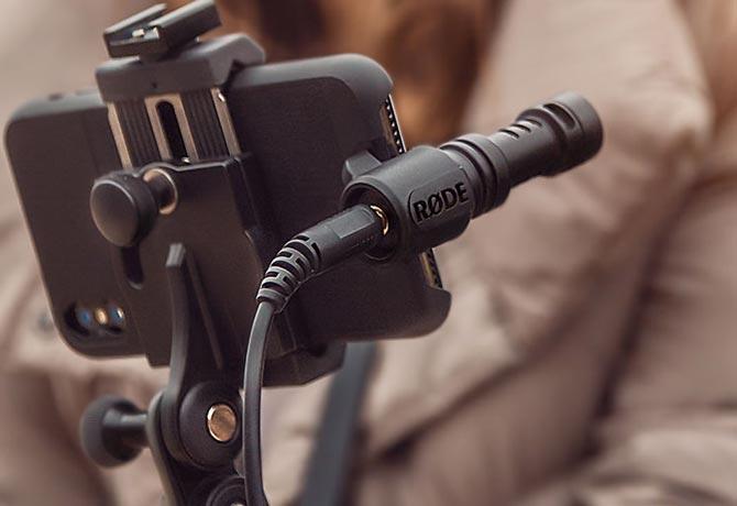 تولید فیلم با موبایل