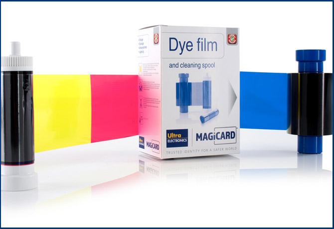 چاپگرها و سیستم های کارت شناسایی Magicard