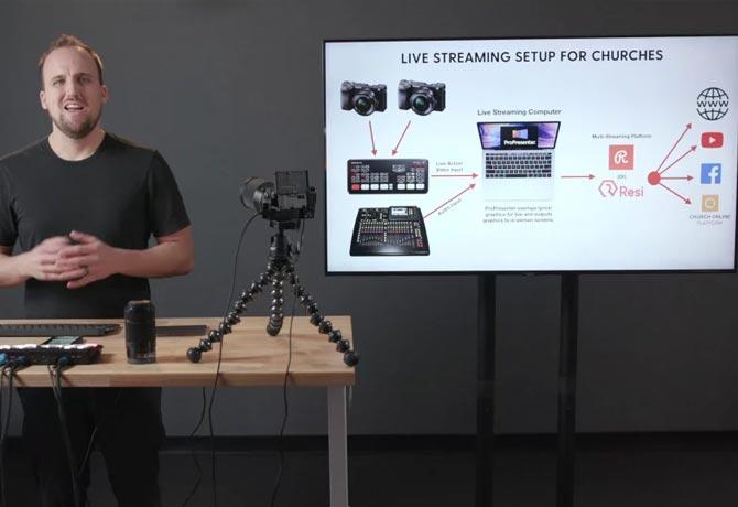 Beginners streaming