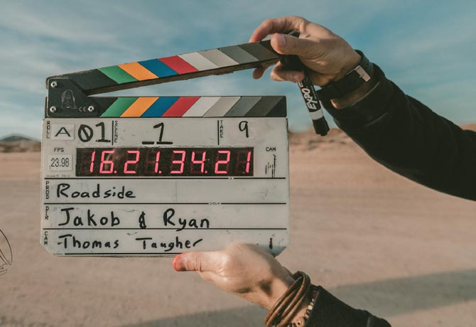 Making an attractive short film
