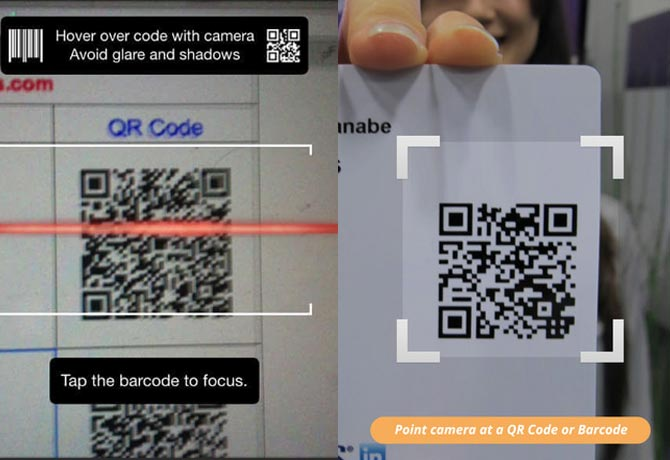 Make PVC cards with QR code